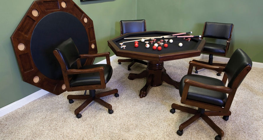 pool table dining table combo. pool tables. would you guess it was, Dining tables