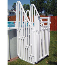 Confer 'Safe and Secure' Step Gate Combo
