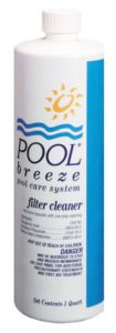 Pool Breeze Filter Cleaner