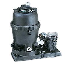 150 sq. ft. Cartridge Filter System
