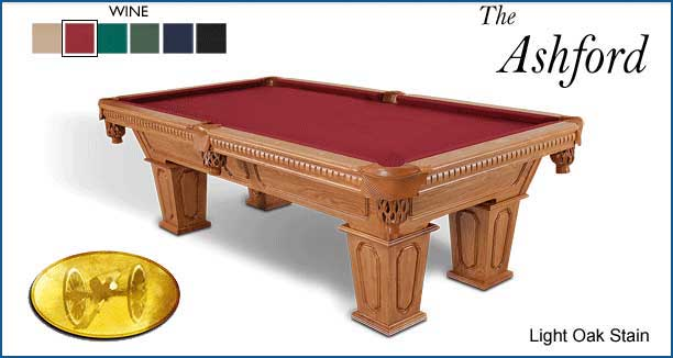 Ashford Pool Table