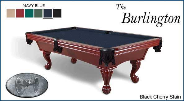 Burlington Pool Table