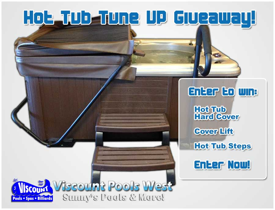 Hot Tub Tune Up Contest