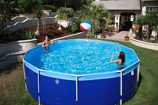 Quik Swim Pool Package Deal From Sunny S Pools Amp More