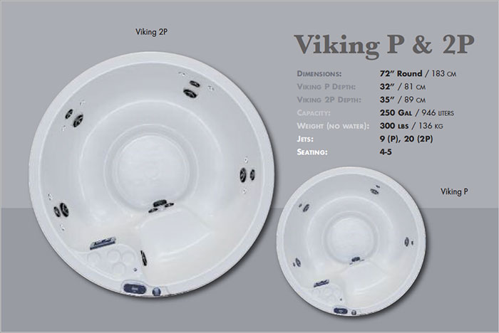 Viking P and 2P