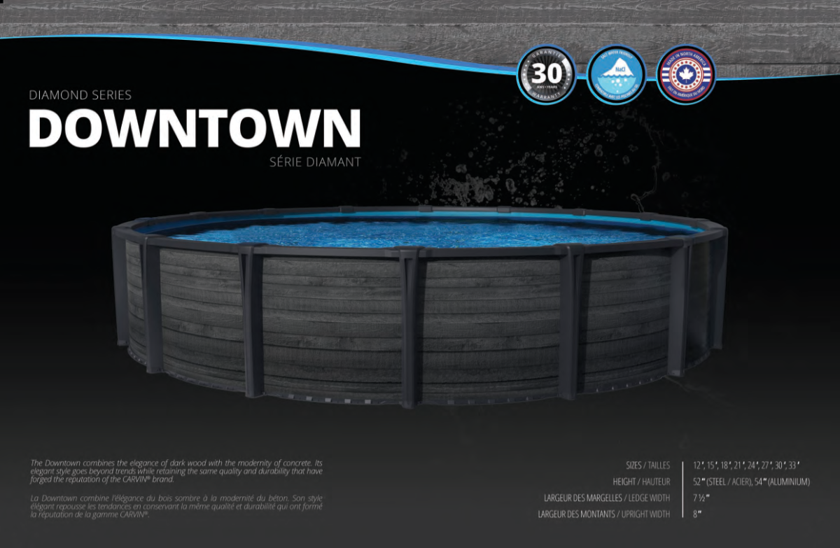 Carvin Downtown Swimming Pool