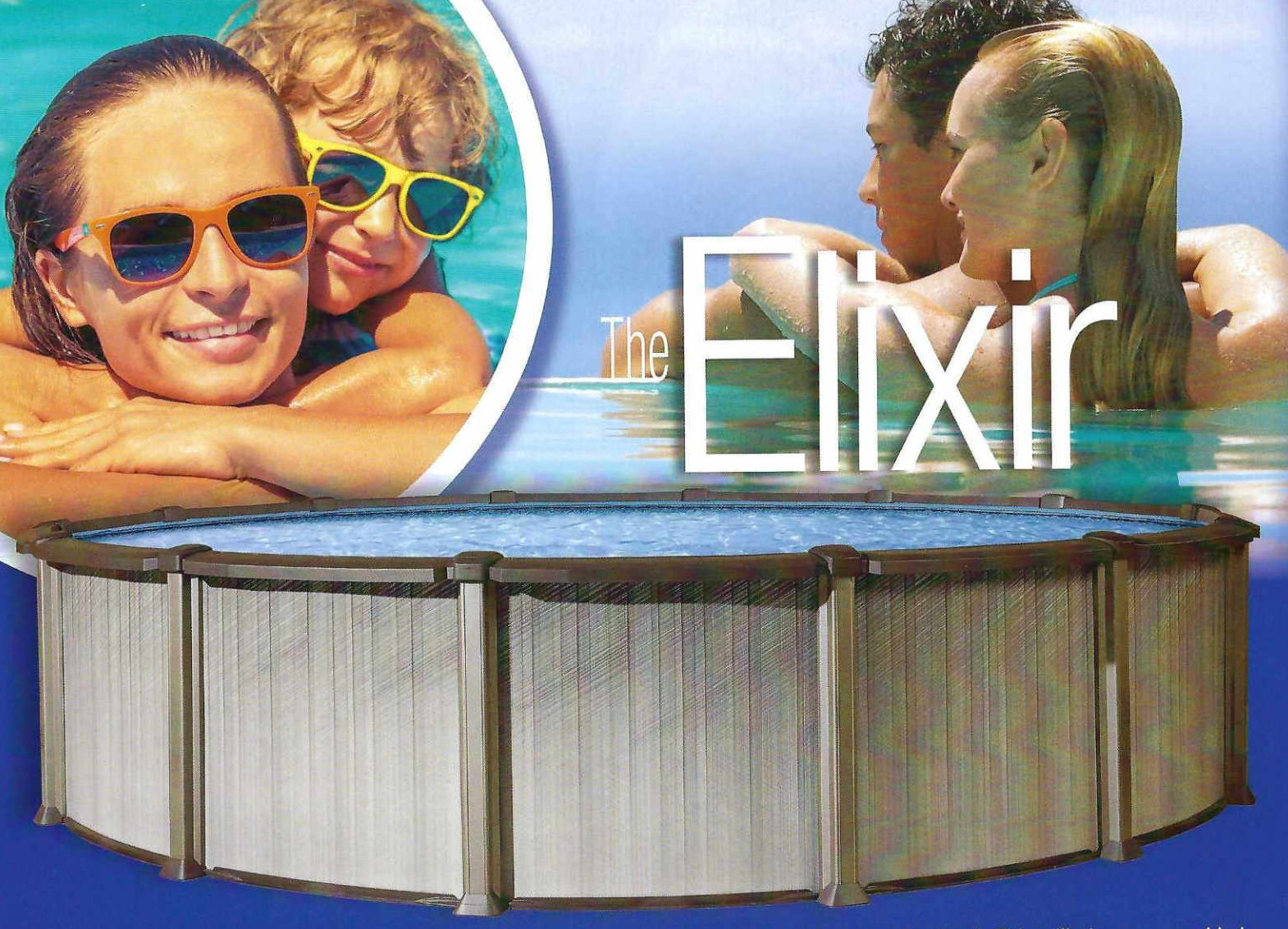 Elite Series Elixir Swimming Pool
