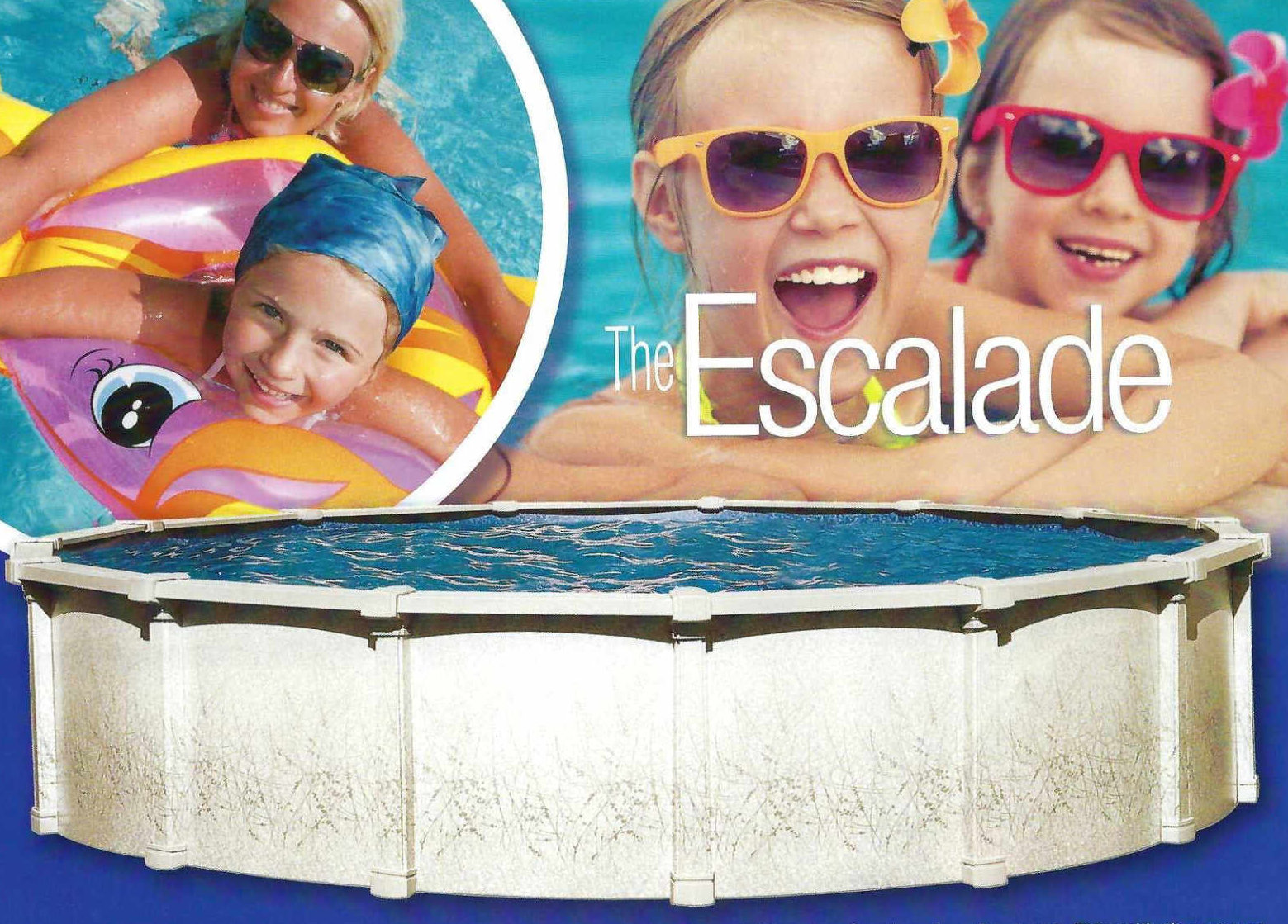 Elite Series Escalade Swimming Pool