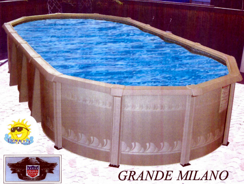 Grande Milano Swimming Pool