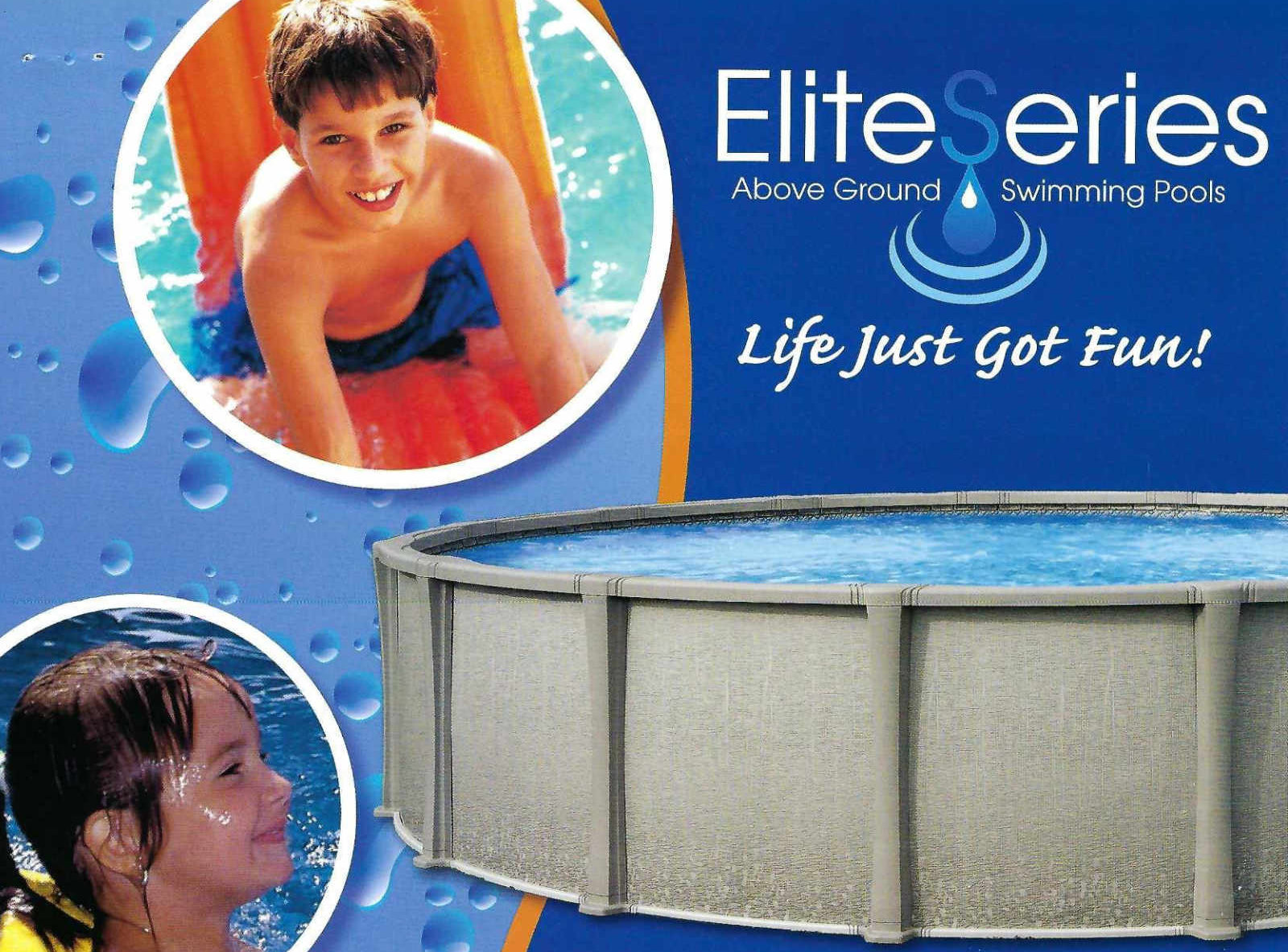 Elite Series Matrix Swimming Poo