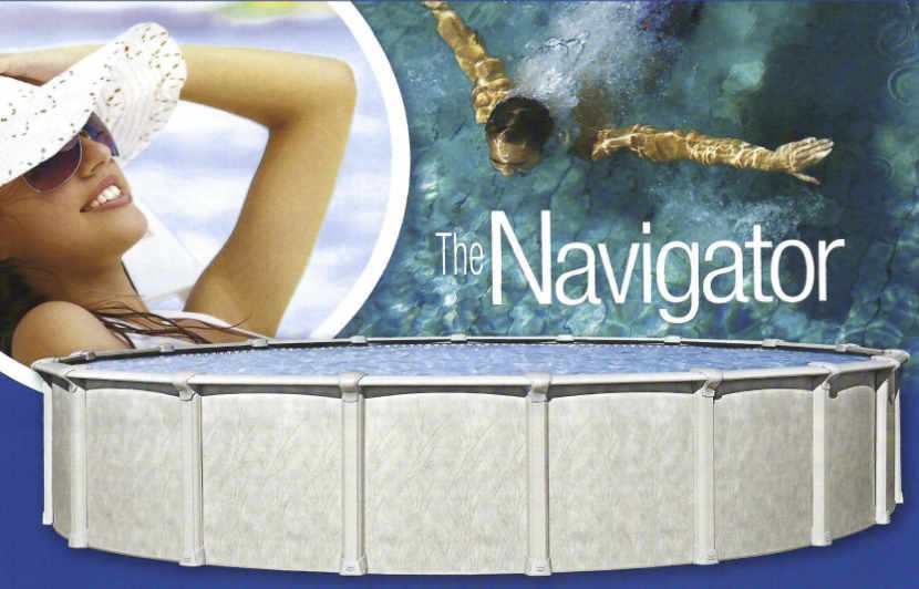 Elite Series Navigator Swimming Pool