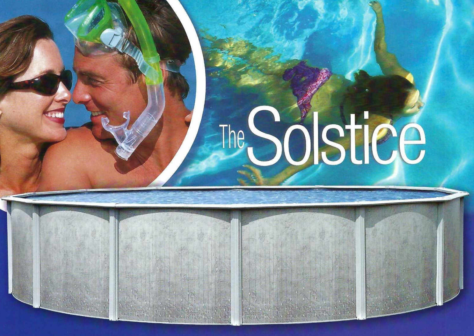 Elite Series Solstice Swimming Pool