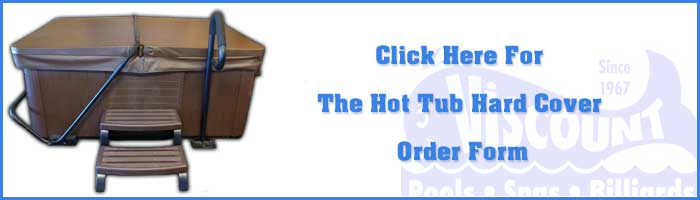 Hot Tub Hard Covers Order Form