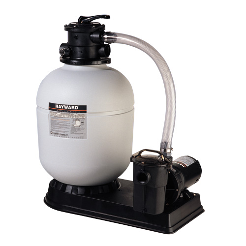 Hayward 18' Sand Filter with 1.5 HP