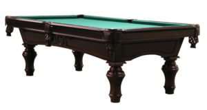 pool table for game room