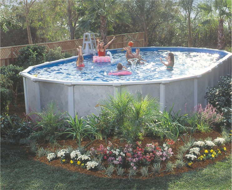 Swimming Pools in Macomb County Michigan