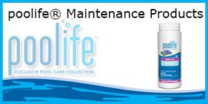 Poolife Maintenance Products