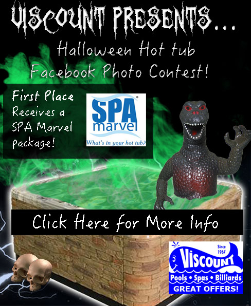 Hot Tub Contest