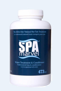 SPA Marvel Water Treatment and conditioner