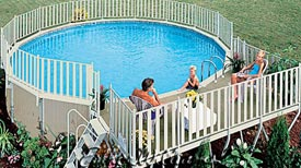 inground or above ground pool?
