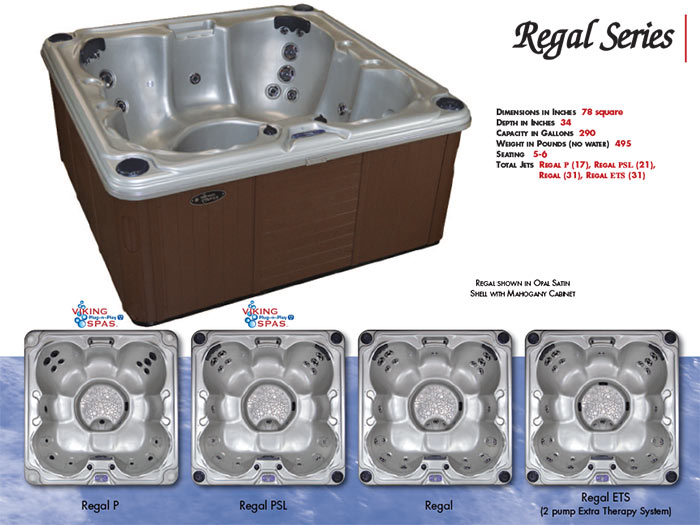 Viking Spas Available From Viscount Pools West Your Spa
