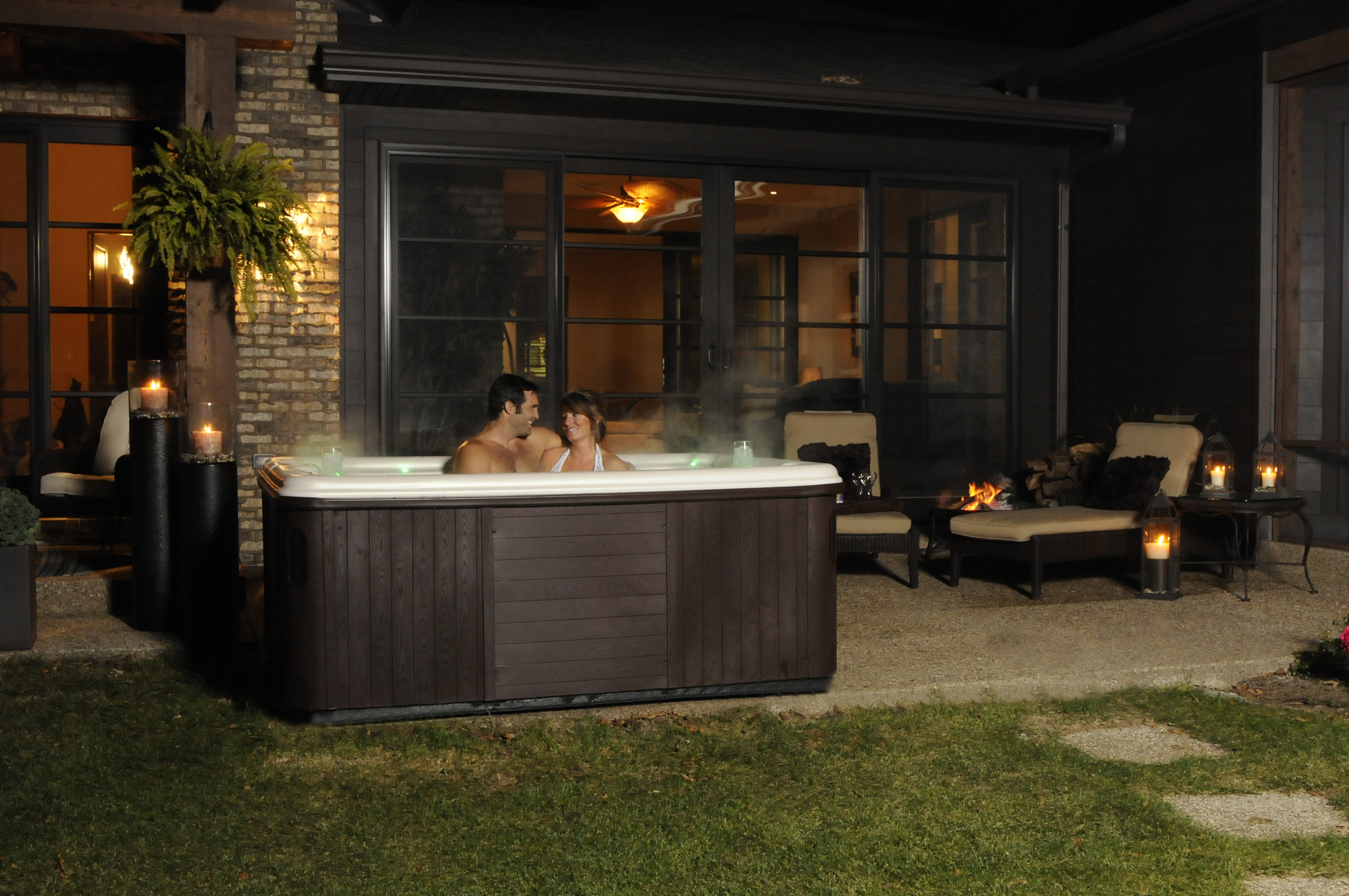 Viking spa #hottublife in Waterford MI