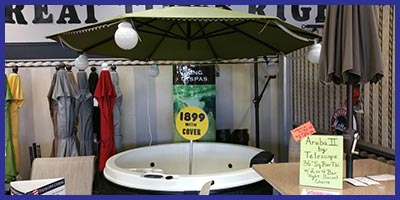Exclusive Offers on Hot Tubs