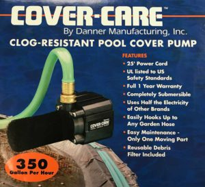 Cover-Care - Cover Saver Pumps