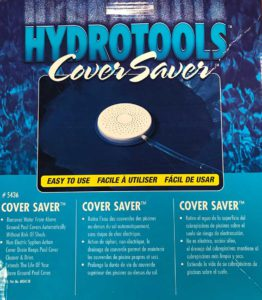 Hydrotools Cover Saver