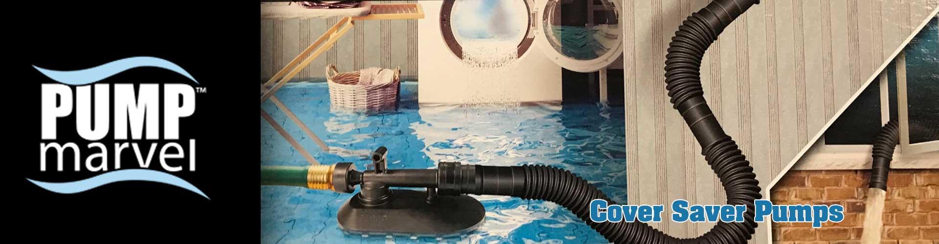 Cover Saver Pumps