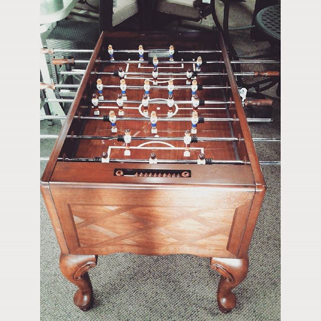 Foosball Tables at Sunny's Pools and More