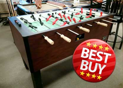 Shelti Foosball Table