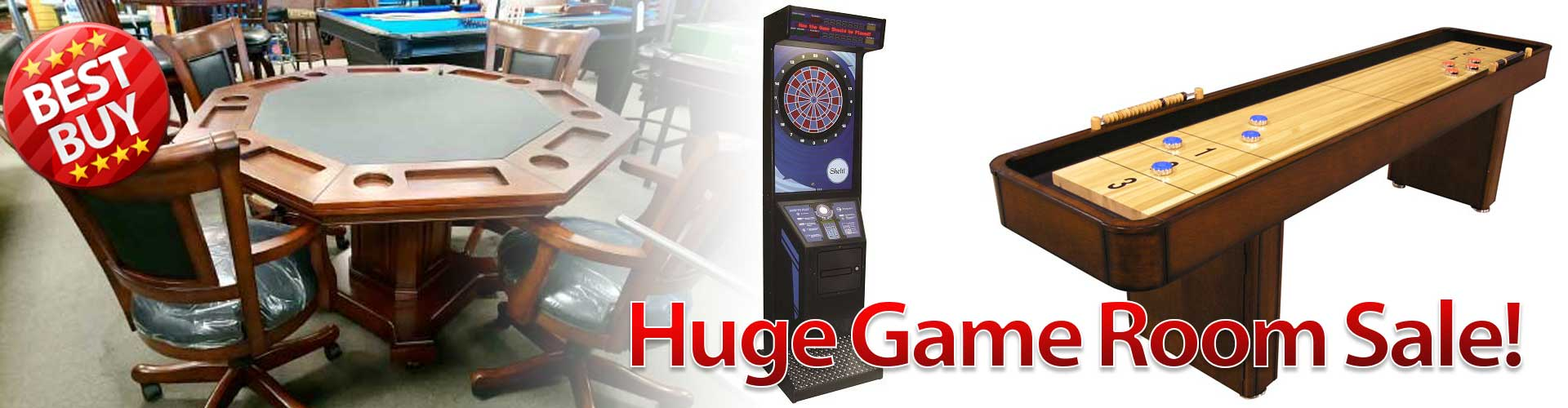Game Room Sale