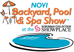 Sunny's pools at Novi Pool & Spa show