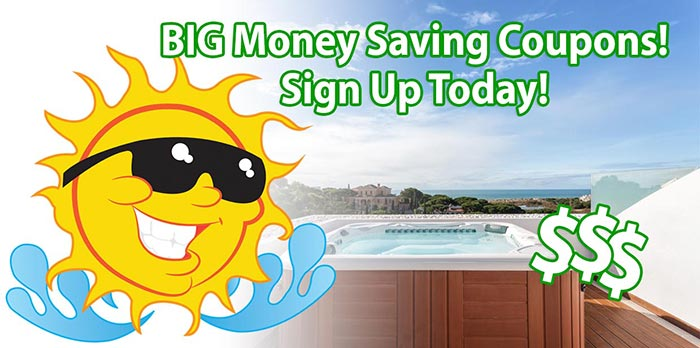 Store Coupons - Pools & Hot Tub Supplies