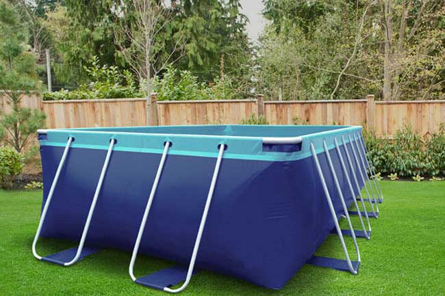 Quik Swim Pool Rectangular