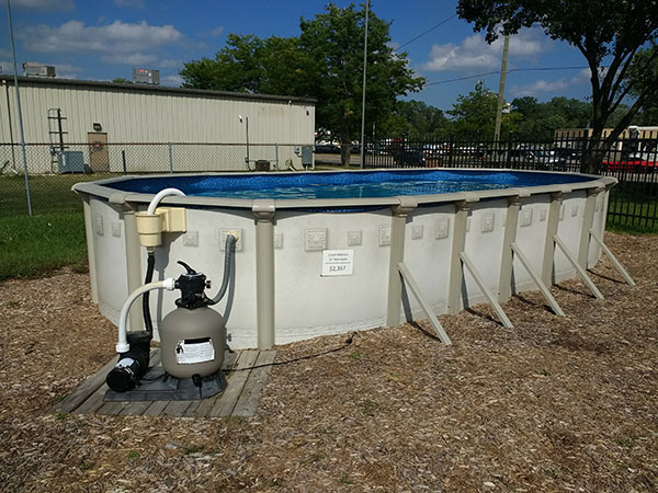 Livonia MI Pool Store At Sunny\'s Pools & More VIsit Today