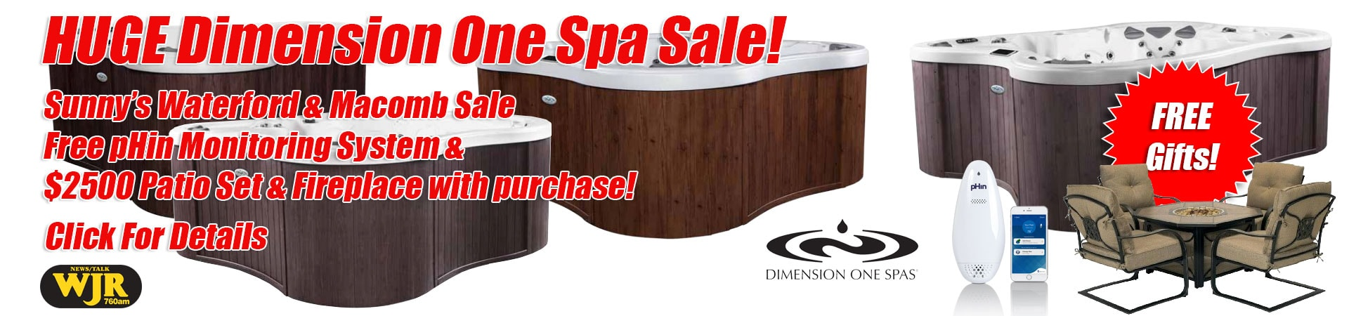 Dimension One Huge Sale!