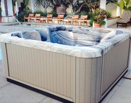 Dimension One Hot Tubs