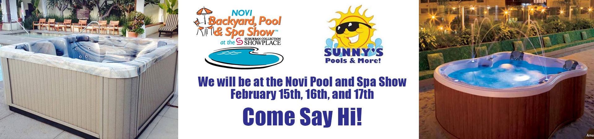 Novi Pool Show