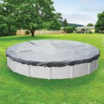 15-Year Silver Pro Pool Cover