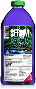 Hot Tub Serum Total Maintenance  Spa Chemicals