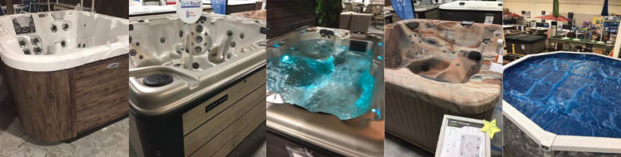 Hot Tubs Available