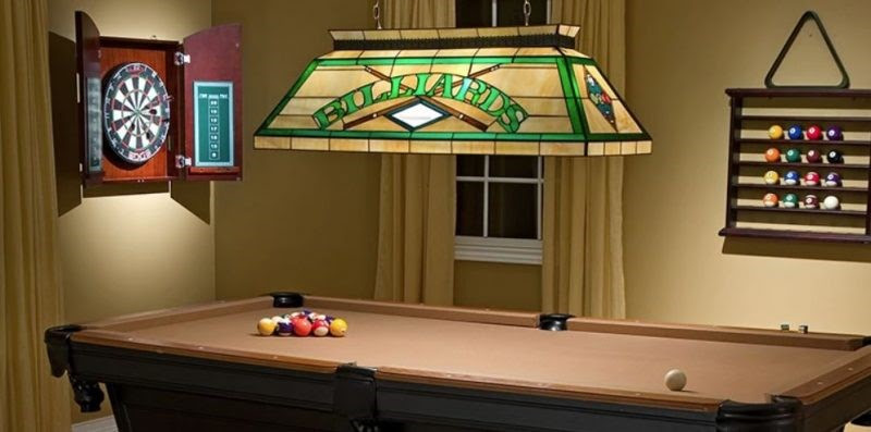 Revamp Your Game Room This Winter!