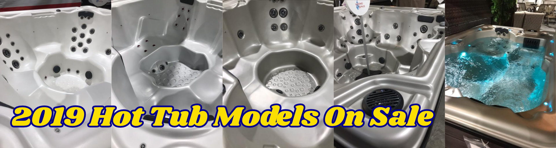 2019 Hot Tub Model Sale