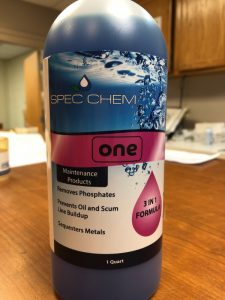 Spec Chem One Now Available