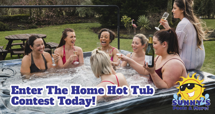 Home Hot Tub Picture Contest