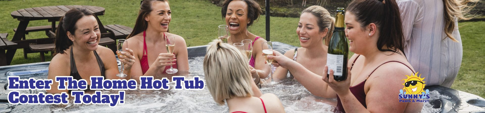 Home Hot Tub Picture Contest!